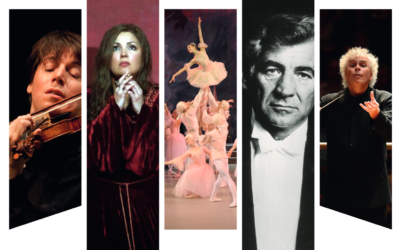 Enjoy the Classics: Music, Opera & Dance