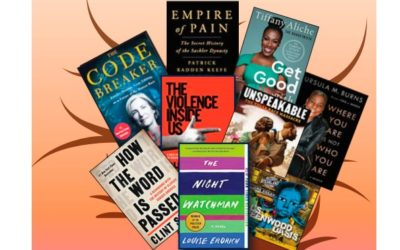 Books Sandwiched In – Fall 2021