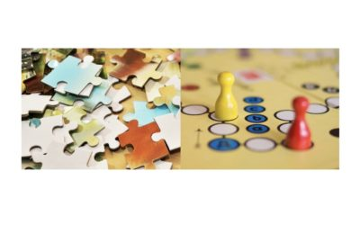 Board Game and Puzzle Swap